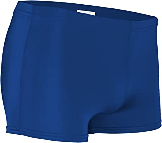 product image for NL-201-CB Women's Form Fit Compression Boys Cut Short with Elastic Waistband (XXX-Large, Royal)