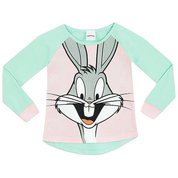 Bugs Bunny - Pijama para niñas - Bugs Bunny 6 - 7 Años: Amazon.es: Ropa y accesorios