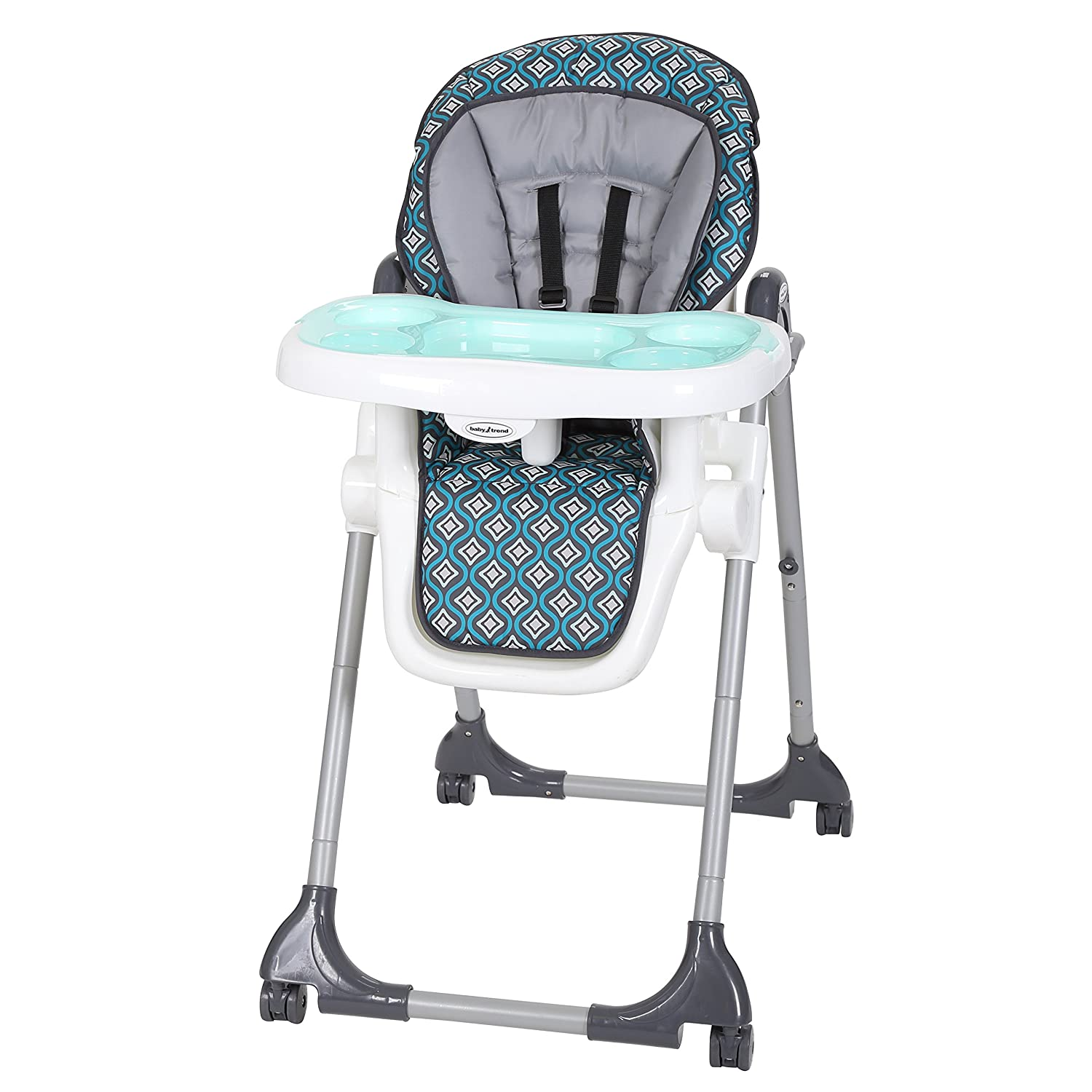 c2064c44ba2a Amazon.com   Baby Trend Deluxe 2-in-1 High Chair