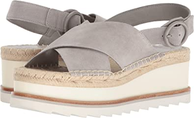 6a533a4ae10 Marc Fisher LTD Women s Glenna Light Gray Suede 5.5 ...