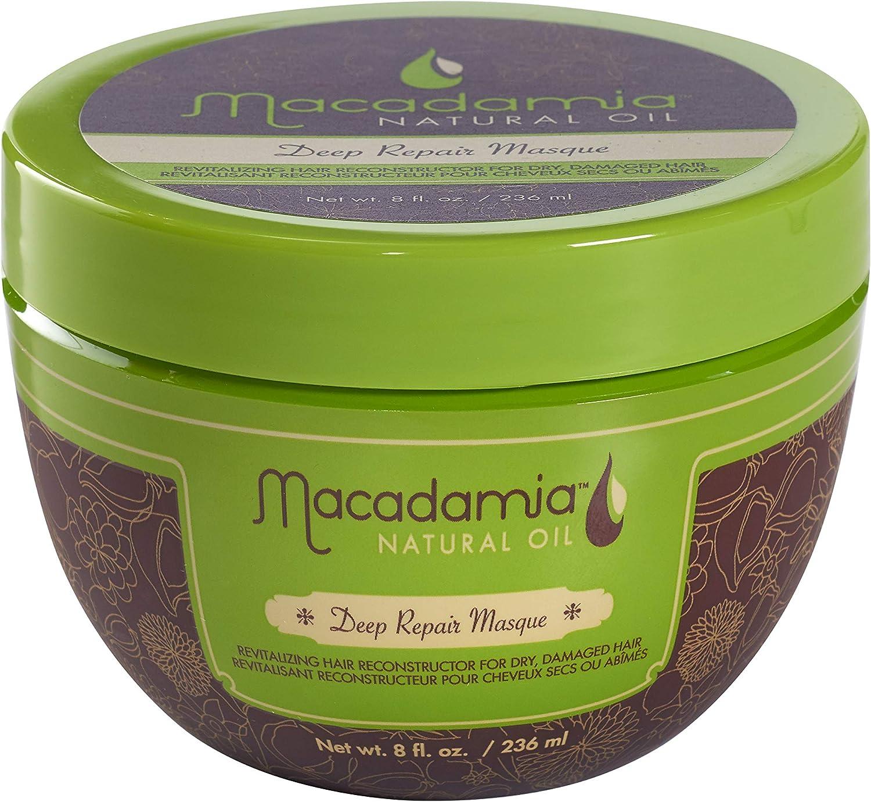 Macadamia MACA-M3010V2 - Máscara de reparación para el cabello, 236 ml