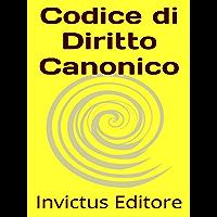 Codice di diritto canonico (Italian Edition) book cover