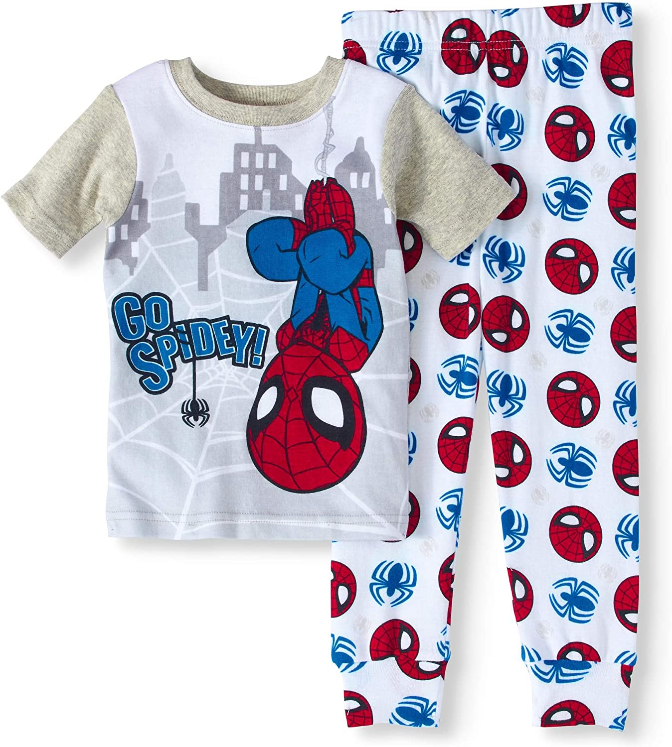 Marvel Spiderman Toddler Girls T-Shirts Size 3T or 4T or 5T NWT