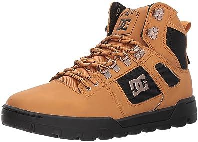 b360b9a3da06 Amazon.com  DC Men s Spartan HIGH WR Boot-M Skate Shoe  Dc  Shoes
