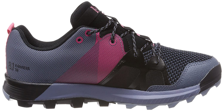 Amazon.com | adidas Kanadia 8.1 Trail Womens Running Trainer Shoe Black/Grey/Pink - US 5.5 | Trail Running