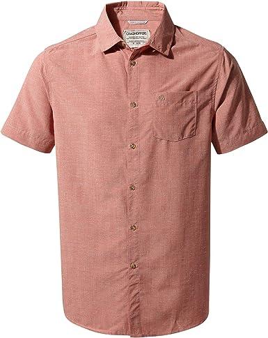 Craghoppers Broni Short Sleeved Camisa Hombre
