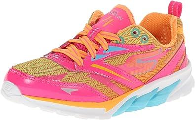Cha Alrededor Muchos  Amazon.com: Skechers Kids 80653L Go Run 4 Zapatillas para correr (niño  pequeño/niño grande): Shoes