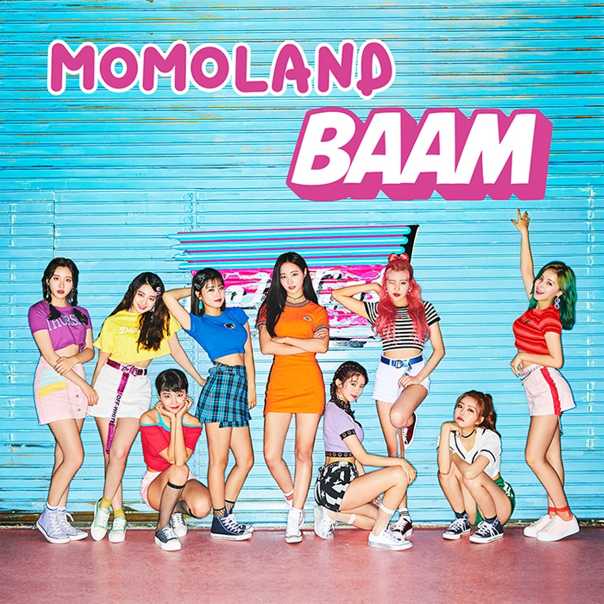 CD : Momoland - Fun To The World (With Book, Asia - Import)