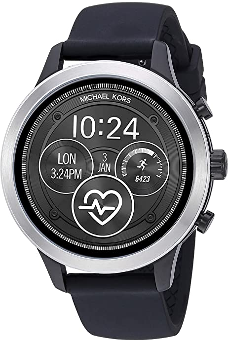 Amazon.com: Michael Kors Access, Mens Smartwatch, Grayson ...