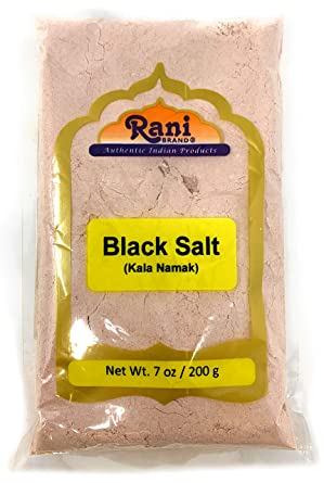 Rani Black Salt (Kala Namak Mineral) Powder
