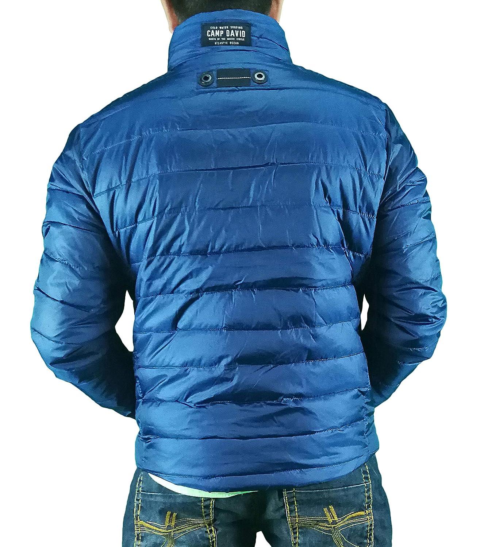 Camp David Jackets CD Blue HW 18 ARCTICBLUE Jacket CCB-1855-2792