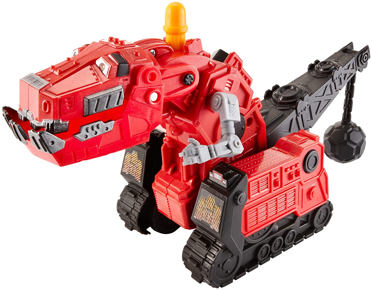 Dinotrux Sounds & Phrases Ty Rux Vehicle Fisher Price / Mattel Canada DKB99
