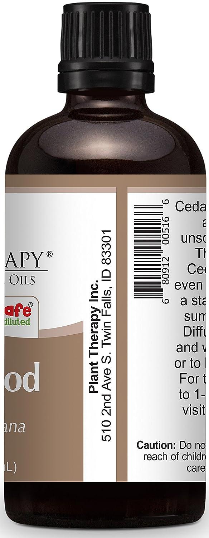 Amazon.com: Planta Terapia Cedro Aceite Esencial de Texas ...