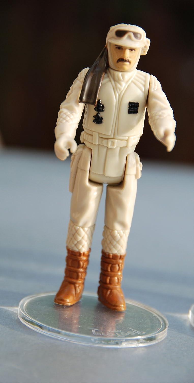 Hong-Kong figurine STAR WARS 178B 1980 HOTH REBEL COMMANDER