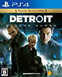 【PS4】Detroit: Become Human Value Selection【Amazon.co.jp限定】オリジナルPC壁紙 配信