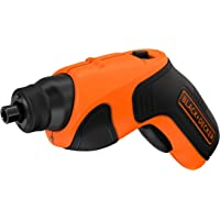 BLACK+DECKER CS3651LC-QW - Atornillador de 6V, 5 Nm, batería litio integrada de 1.5Ah