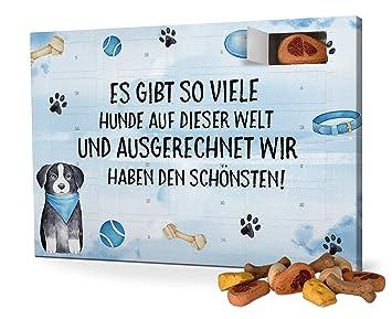Weihnachtskalender Für Hunde.Printplanet Hunde Adventskalender Mit Leckerlis Motiv Es Gibt So Viele Weihnachtskalender Für Hunde