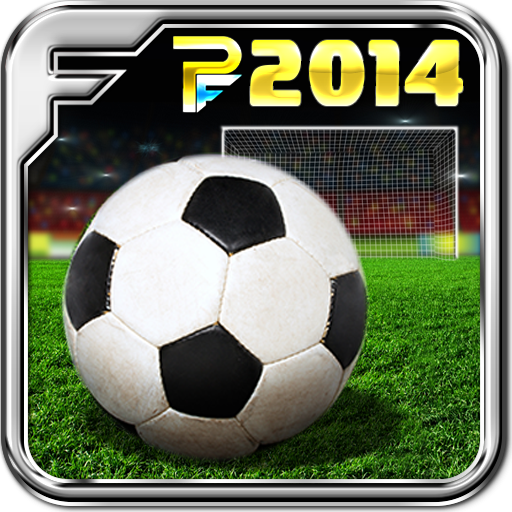 Play Football 2014 Real Soccer Game 3D (Real Football 2014)