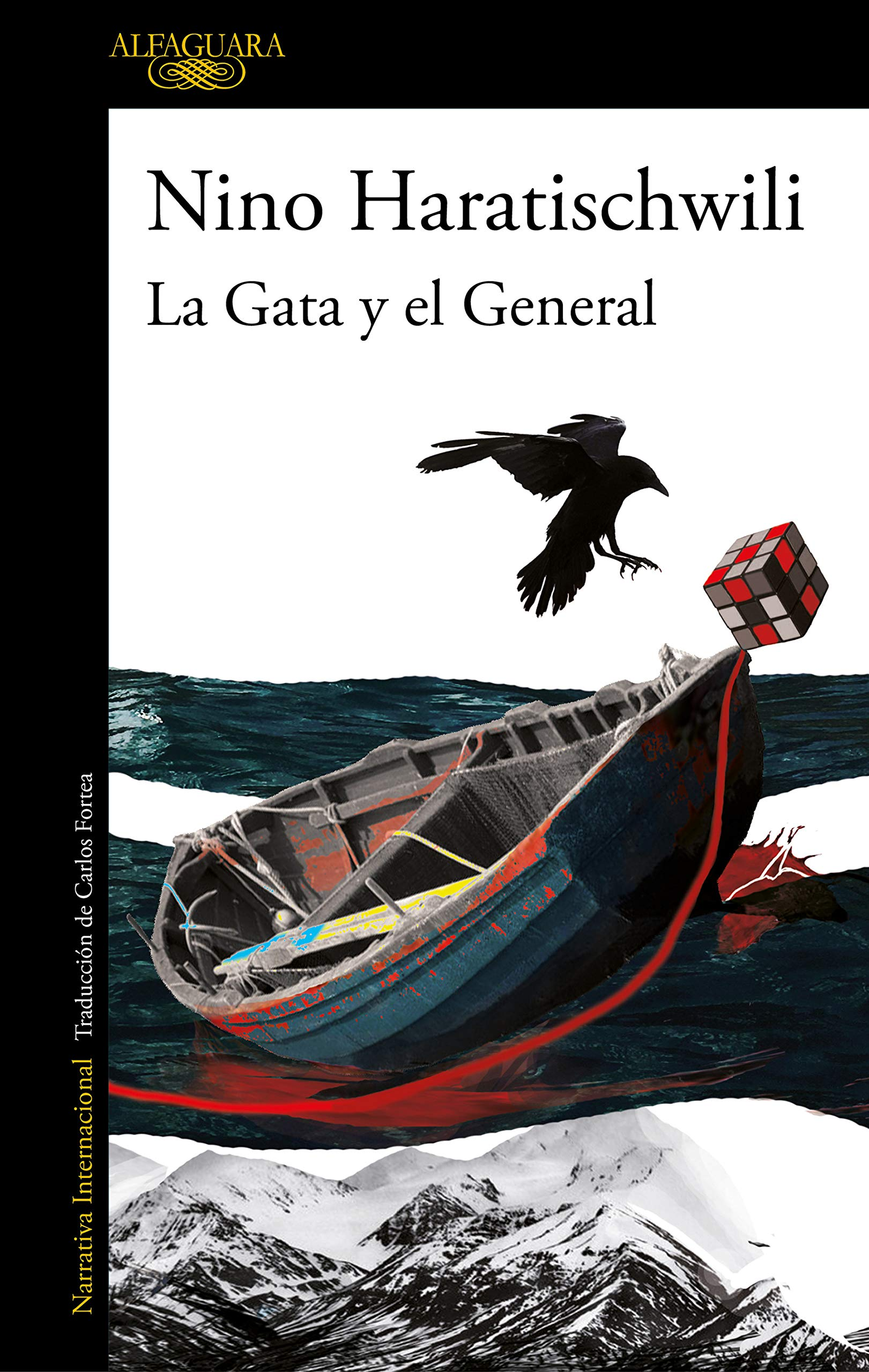La Gata y el General (Literaturas): Amazon.es: Haratischwili, Nino, Carlos Fortea Gil;: Libros