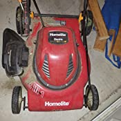 Amazon Homelite 20 In Electric Lawn Mower Walk Behind. Wiring. Homelite Ut13124 Parts Diagram At Scoala.co