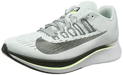 2702c08b7e9cb Nike Women s Zoom Fly Running Shoe Barely Grey Sequoia-Light Pumice 6.0