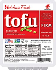 House Foods, Premium Tofu, Firm, 14 oz