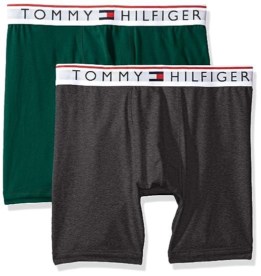 mejores zapatillas de deporte 5fee9 b9f0c Tommy Hilfiger - Calzoncillos Calzones para Hombre (2 ...