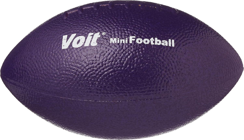 Tuff Coated Foam 8 1//2 Mini Football EA