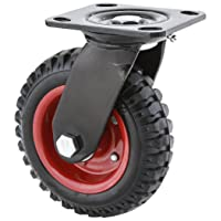 Deals on Steelex D2580 Swivel Heavy Duty Industrial Wheel 6-1/4-Inch