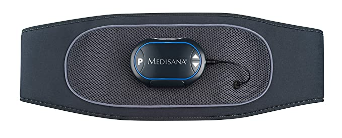 Medisana AM 880 - Cinturón Abdominal, Dispositivo de Estimulación con 6 Programas de Entrenamiento y 50 Niveles de Intensidad: Amazon.es: Salud y cuidado ...