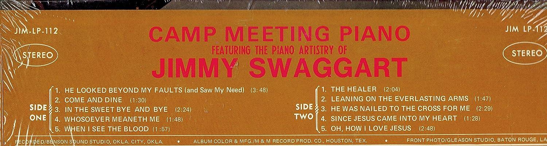 camp meeting piano LP