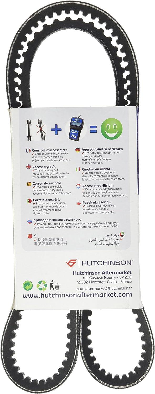 Hutchinson AV 10/La 1105tk Cinghia trapezoidale
