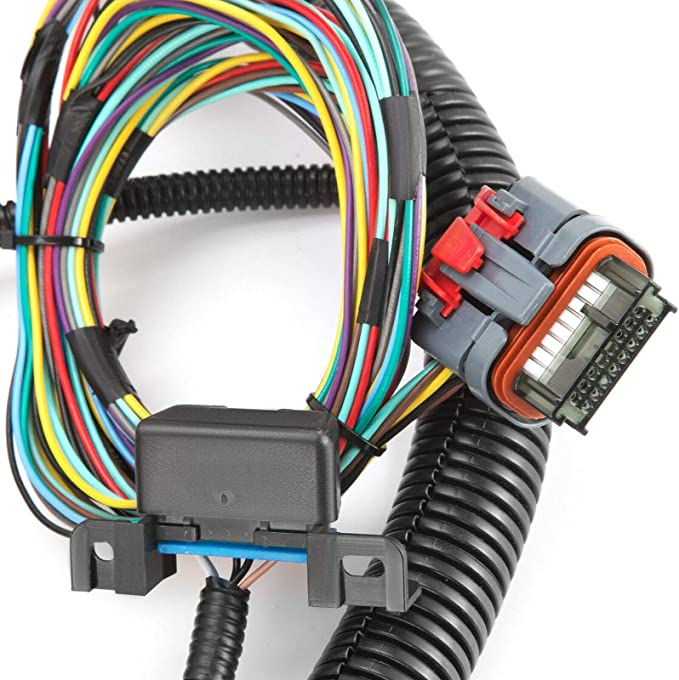 Amazon.com: HPI 03-07 LS Vortec Standalone Harness 4.8 5.3 6.0 (DRIVE BY  WIRE) (4L60E) (GREEN/BLUE PCM & MULTEC/DELPHI, FUEL INJECTOR CONNECTORS,  (message us if ev1/ev6 needed) (4L60E): AutomotiveAmazon.com