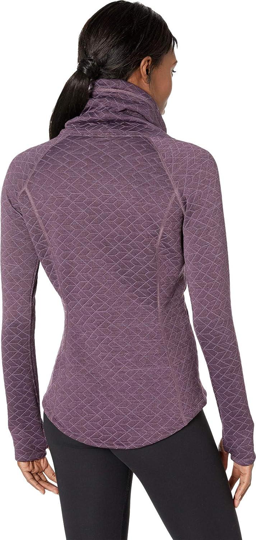 Marmot Annie Long Sleeve Top Vintage Violet LG