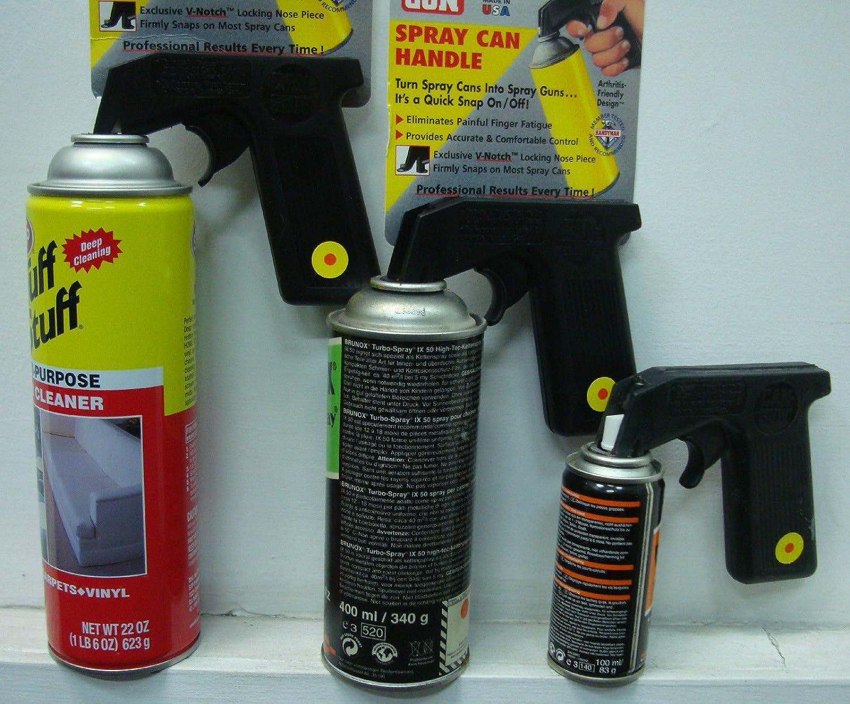 Asa pequeña puede Aerosol de disparador para todos tamaños los e.e.u.u, - Pistola de Spray de Aerosol: Amazon.es: Bricolaje y herramientas