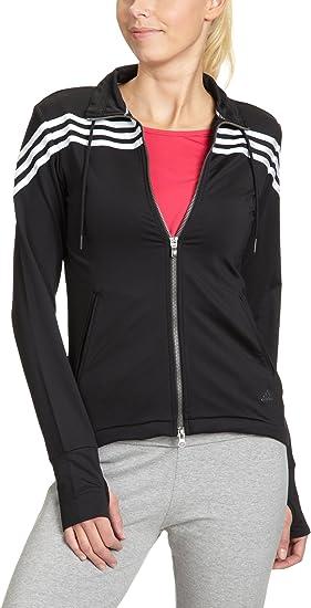 adidas W63667 Sweat shirt à capuche pour femme Cool Training