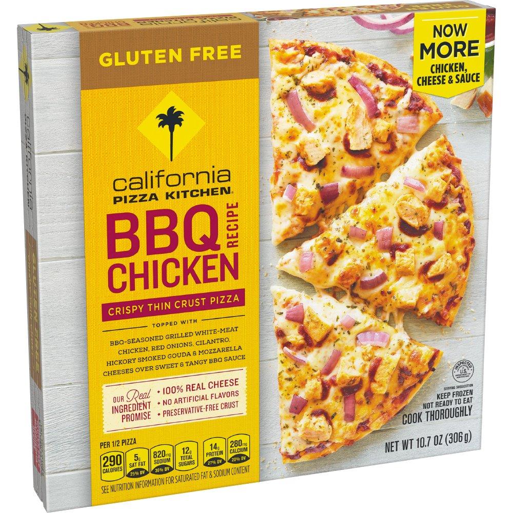 California Pizza Kitchen Gluten Free Bbq Recipe Chicken Frozen 10
