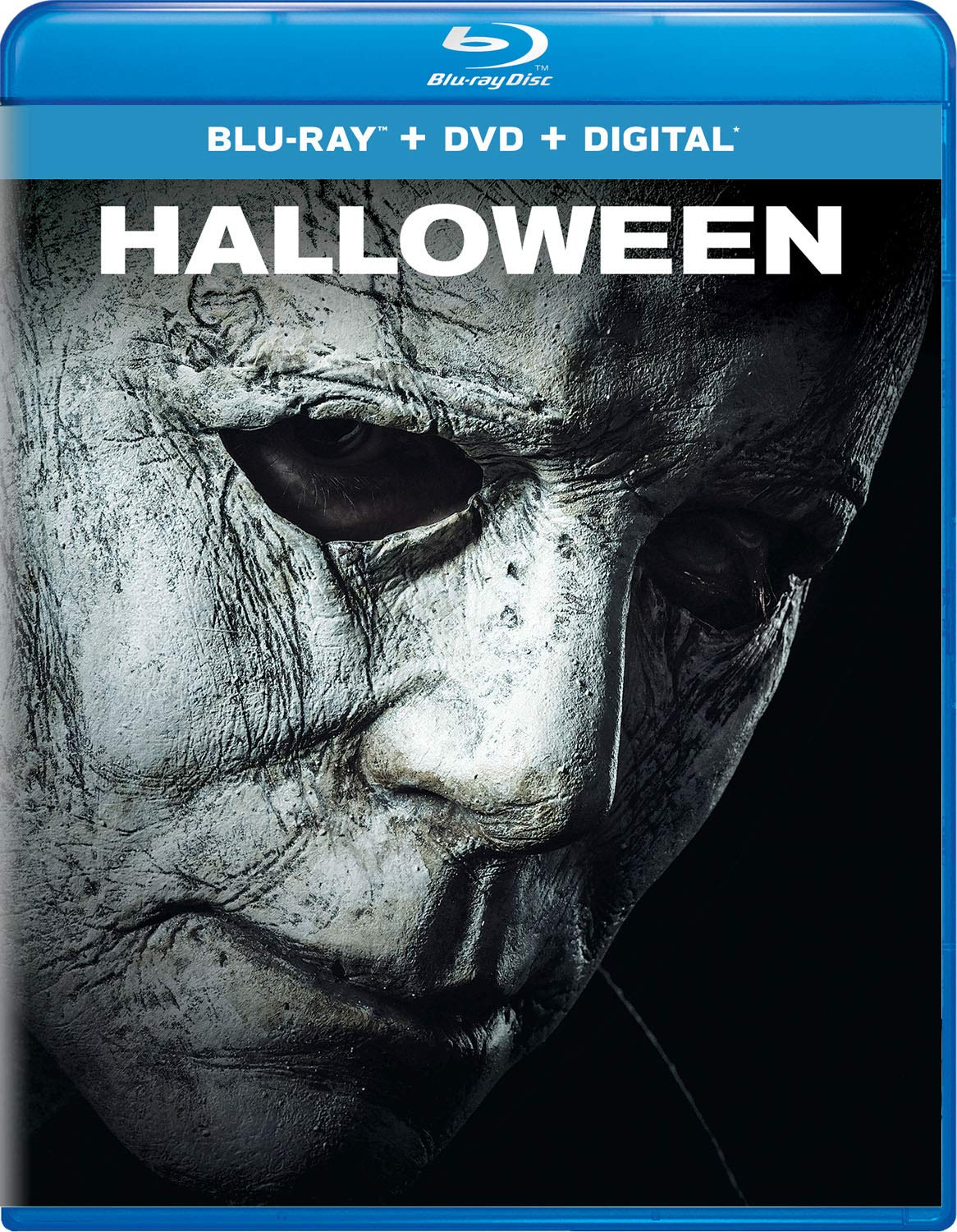 Blu-ray : Halloween (With DVD, Digital Copy, 2 Pack)