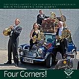Kammermusik für Horn - Das Hornquartett der Berliner Philharmoniker - Fou