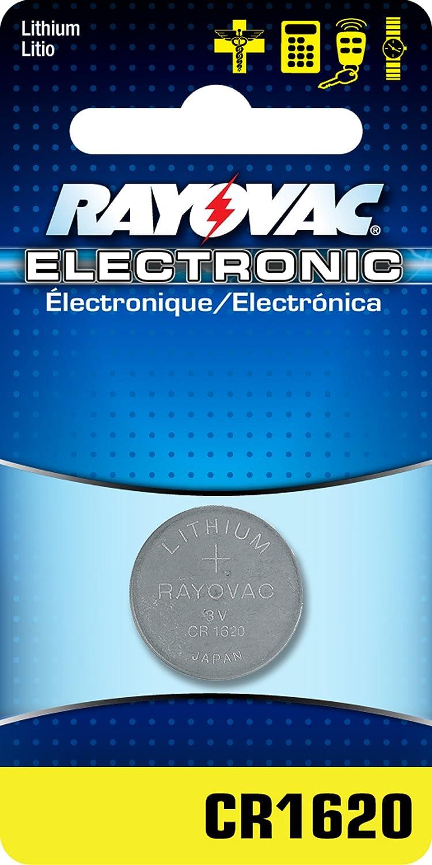Rayovac Lithium Battery BR2020