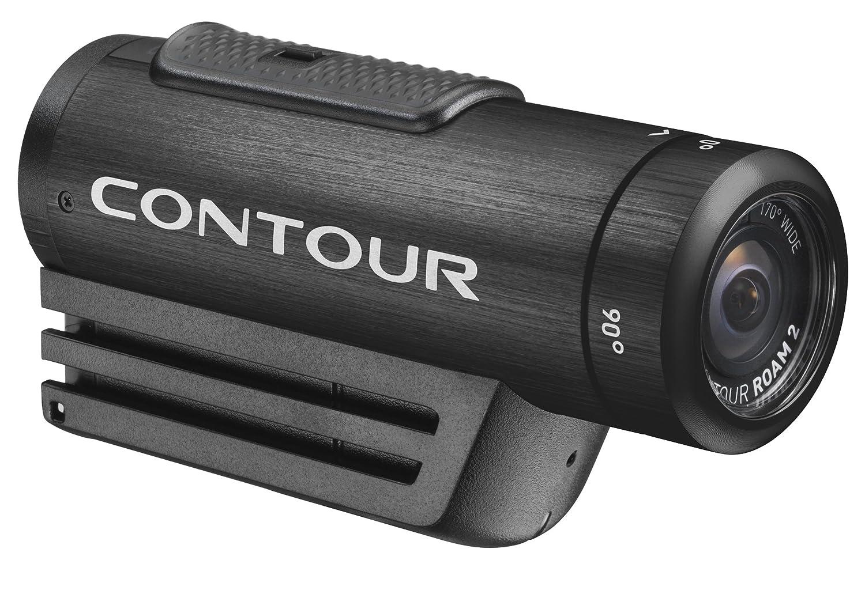 Amazon.com : Contour ROAM2 Waterproof Video Camera (Black) : Flash ...