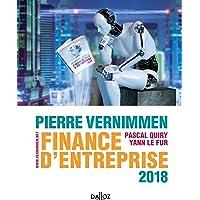 Finance d'entreprise 2018-16e éd.