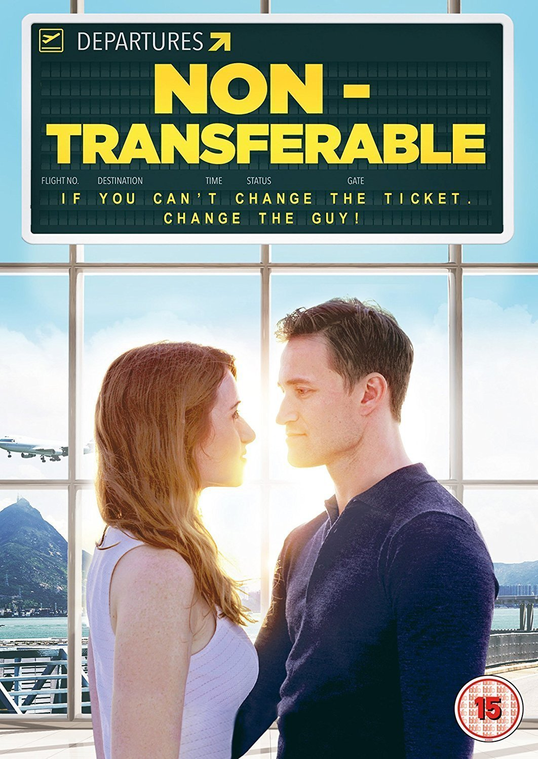 Amazon com: Non-Transferable [DVD]: Ashley Clements, Brendan