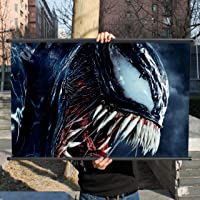 URWONDERFUL Marvel Comics Film di Venom Pittura appesa Pittura Decorativa Manifesto Artistico Decorazione di Stoffa Foto HD