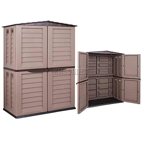 Tall Outdoor Storage For Tools Amazon Co Uk