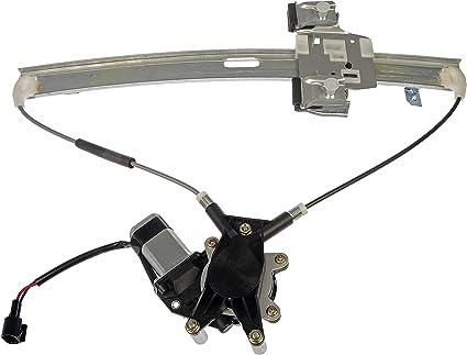 TYC 660284 Dodge Dakota Front Driver Side Replacement Power Window Regulator