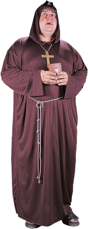 Monk Plus Size Adult Costume - Plus Size