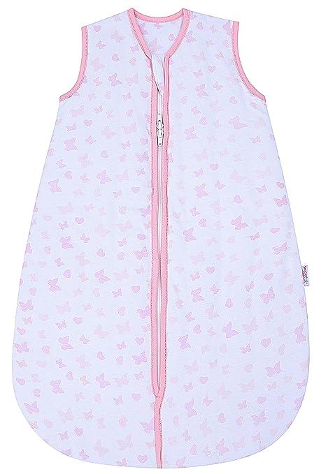 Snoozebag - Saco de Dormir Unisex 2.5 TOG bebé, 100% algodón ...