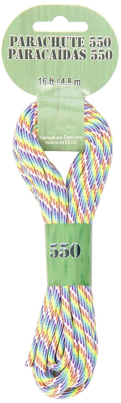 Pepperell 3mm cuerda de paracaídas, 16-feet Notions - In Network PARA-1608