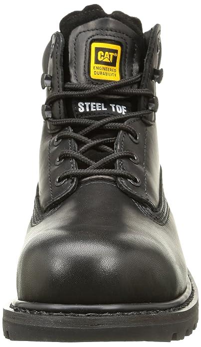 Caterpillar Holton St S3 HRO SRC - Botas de Seguridad de caño bajo Hombre: Amazon.es: Zapatos y complementos